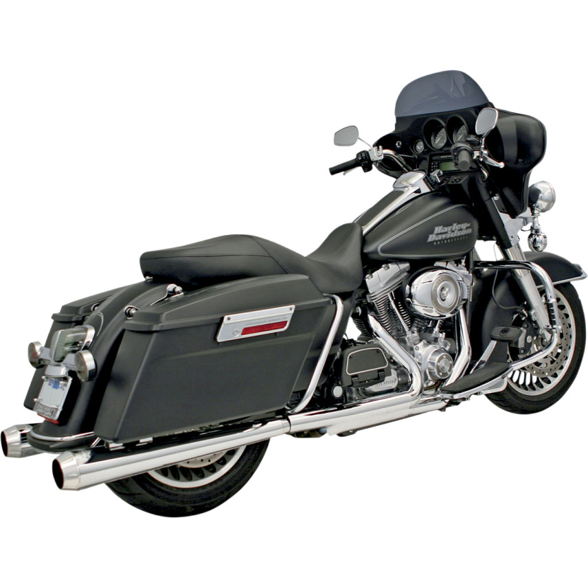 Exhaust Systems for Bagger & Road Kings