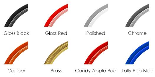 Ride Wright Rim Colours