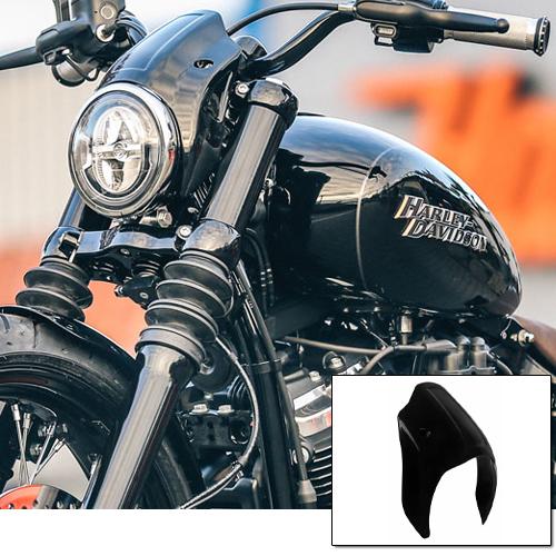 Thunderbike headlight cowl FXBB Street Bob